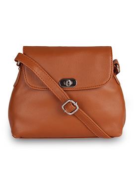 Rust Bagsy Malone Sling Bag
