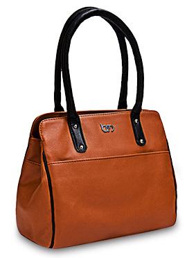 Rust Bagsy Melone Hand Bag