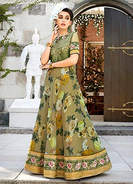 e9b7715cacf Buy Latest Indo Western Gowns And Dresses Online