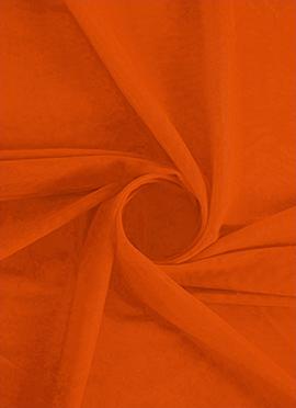 Scarlet Ibis Net Fabric