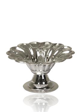 Silver Devdas Diya