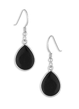 Silver N Black Drops