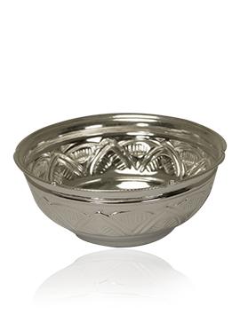 Silver Sandal Bowl