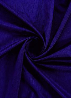 Sodalite Art Dupion Silk Fabric