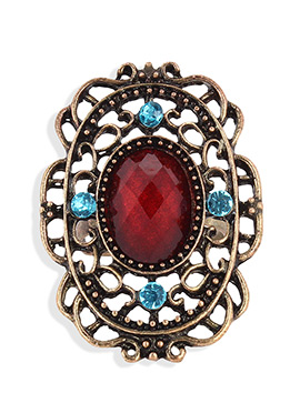 Stone Studded Ring