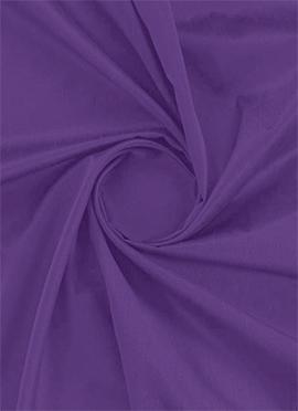 Tillandsia Purple Dupion Silk Fabric