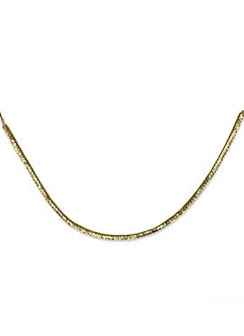 Traditsiya Golden Color Solid Saree Belt