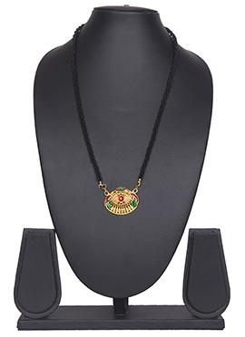 Traditsiya Golden Ethnic Design Mangalsutra