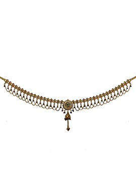 Traditsiya Golden Color Sare Belt