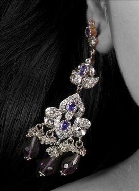 Trendy Chandelier Earrings