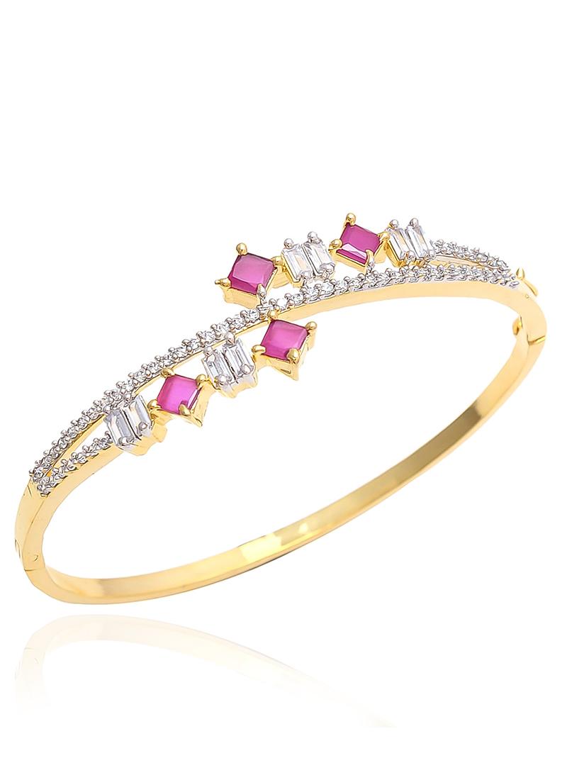 48c4819c6d788 Buy Tricolor Bracelet, Kundan , Stones, bracelets Online Shopping |  HJBRJDE1149