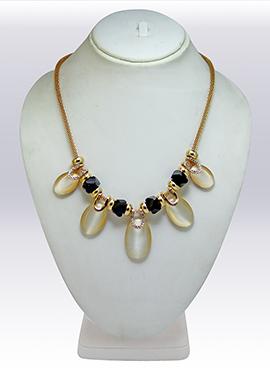 Tricolor Necklace