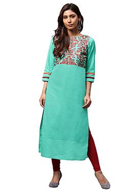 47df08560f9 Ladies Long Kurtis - Buy Designer Long Kurtis Online Shopping