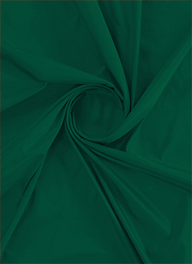Ultramarine Green Soft Silk Fabric