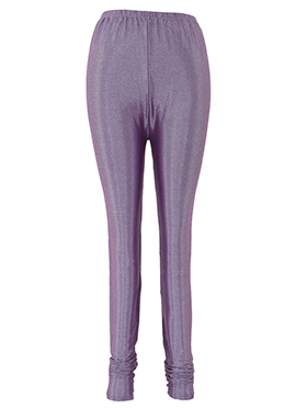 Violet Lycra Leggings