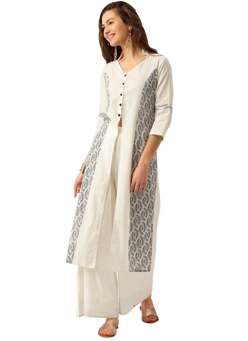 Cotton long kurtas online shopping