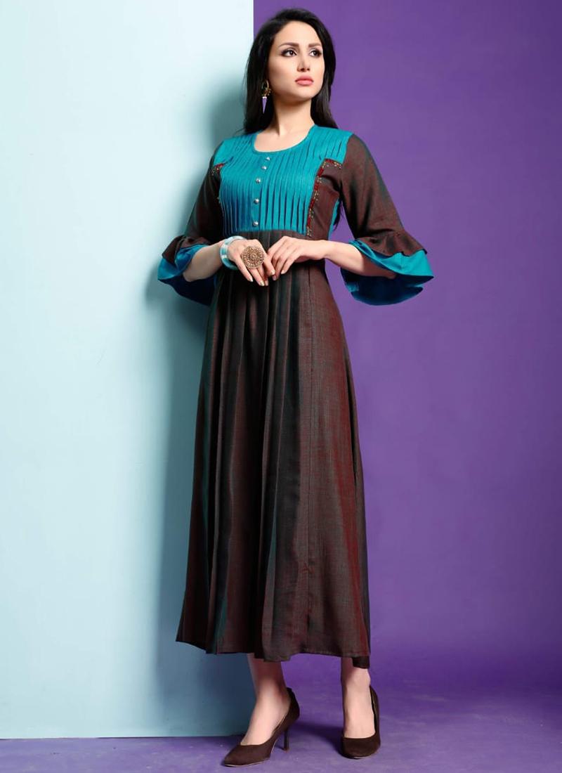 b9686520014f Buy Wine Cotton Dress