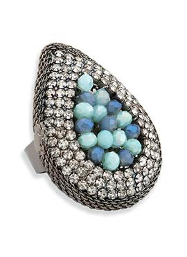 Yazuri Adjustable Ring