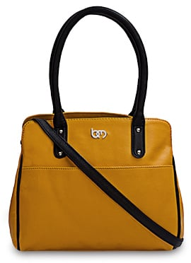 Yellow Bagsy Melone Hand Bag