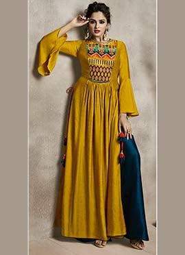 668585e26 Indo-western Sets N Suits. Your guide to perfect party wear is here in ...