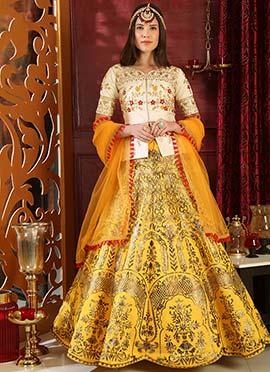 187f4f3875 Buy A Line Lehenga Choli | A line bridal Lehengas | Desinger A Line ...