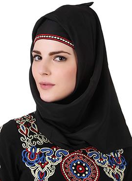Yumn Black Nida Hijab