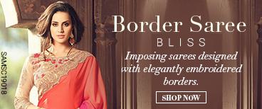 Border Sarees