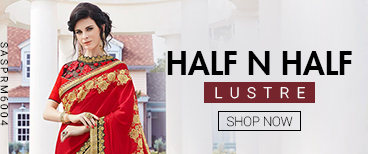 Half N Half Sarees
