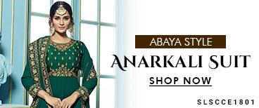 Abaya Style Anarkalis