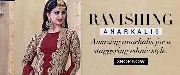 Ravishing Anarkalis