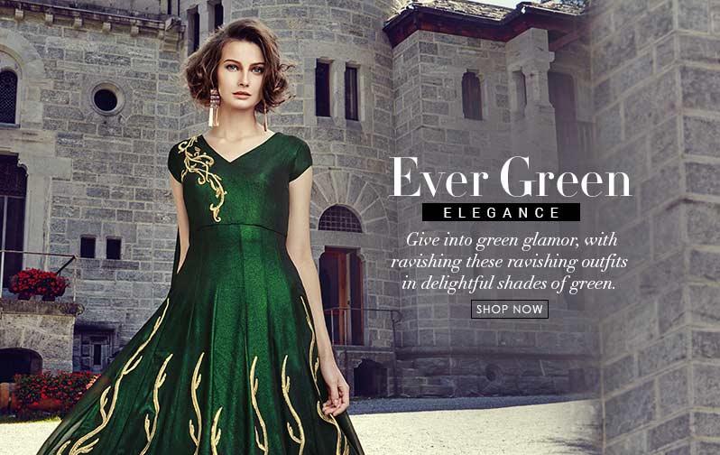 Ever Green Elegance