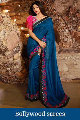 Details about  /DESIGNER Georgette Saree with Blouse Piece 6 yards Pink Sari