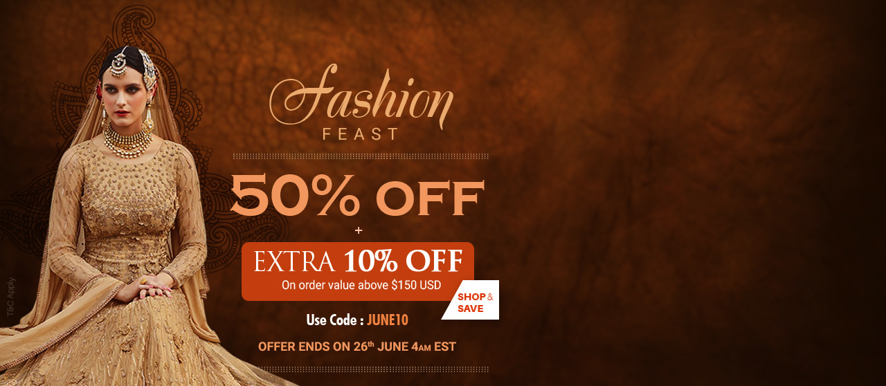50% Off + Extra 10% Off