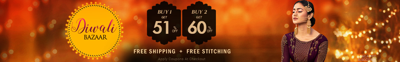 Buy 2 At 60% off+ Free Shipping +Free Stitching