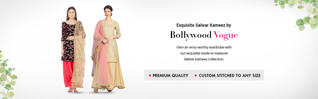 Bollywood Vogue Salwar Kameez