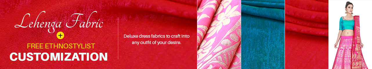 Lehenga Fabrics