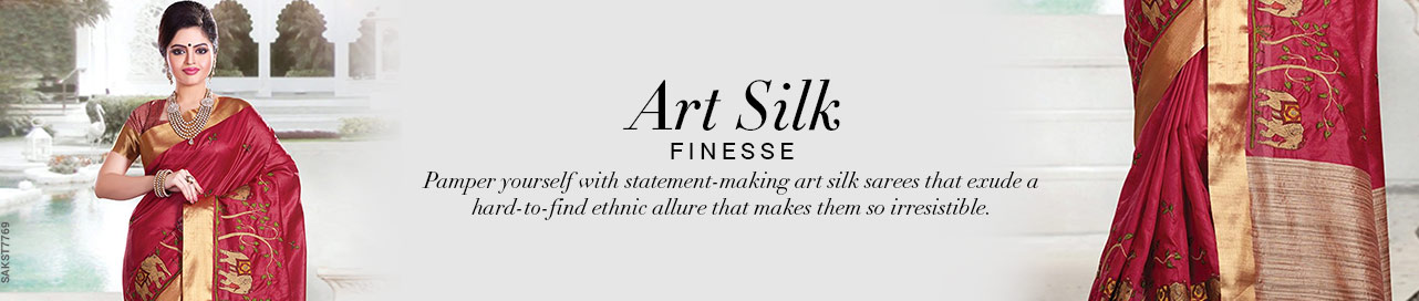 Art Silk Finesse