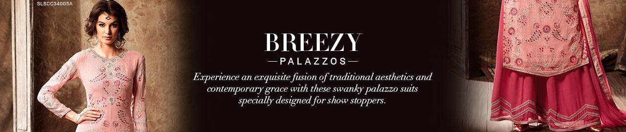 Breezy Palazzos