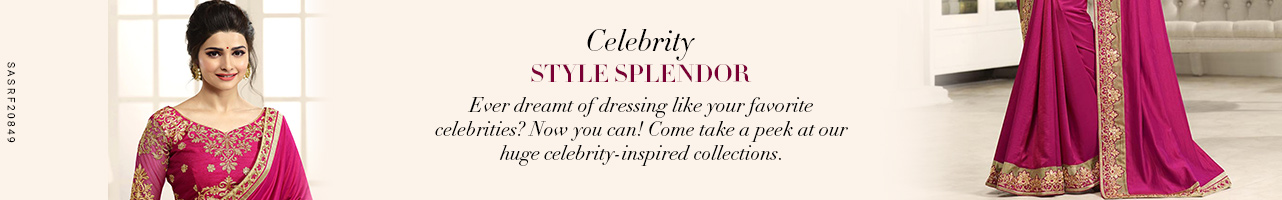 Celebrity Style Splendor