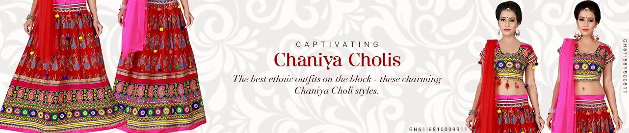 Dandiya Chaniya Choli