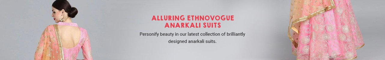 EV Anarkali Suit