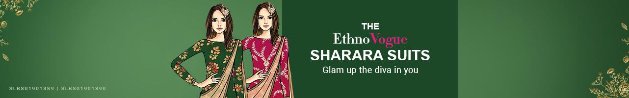 EV Sharara Suit