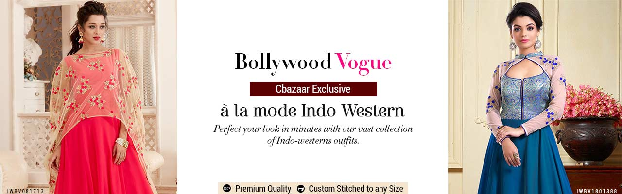 Bollywood Vogue Indo Western