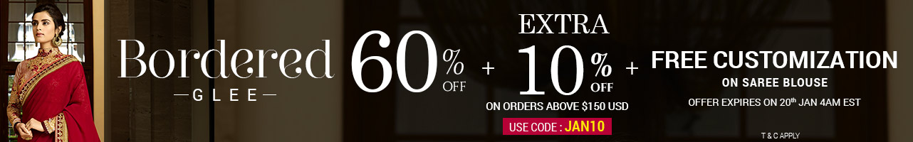 60% off + Extra 10% Off