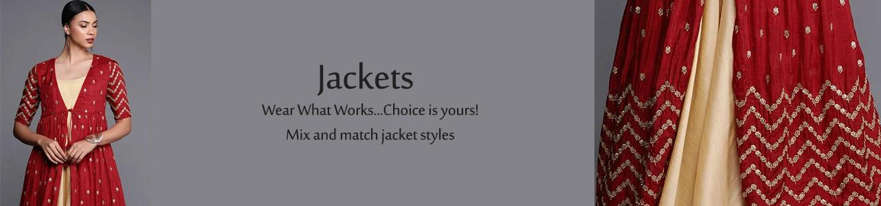 Jacket component