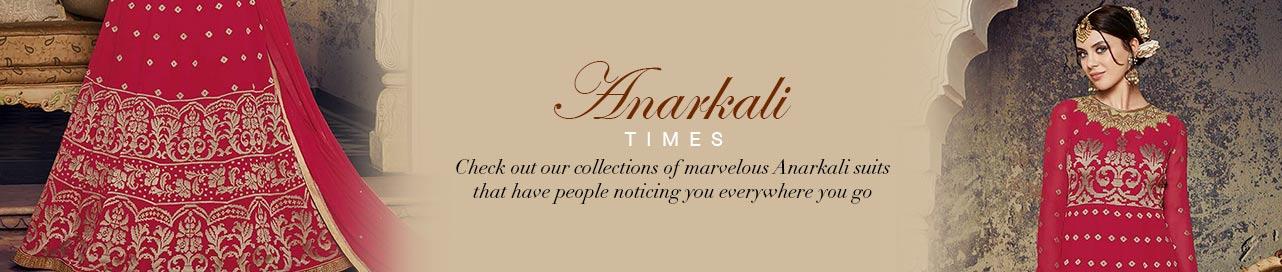Amazing Anarkali Suit