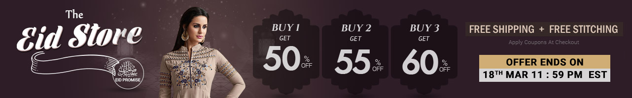 Stepup Sale Buy 3 Get Flat 60% Off