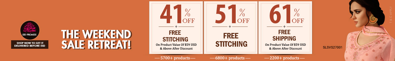 Get 41% - 61% + Free Shipping + Free Customization