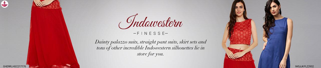 Indowestern Checklist