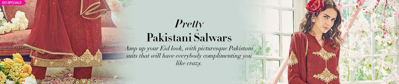 Splendid Pakistani Suit